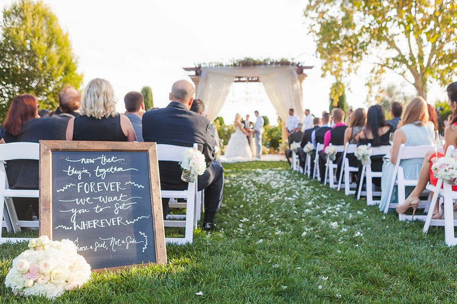 This could be your Sonoma wedding venue.